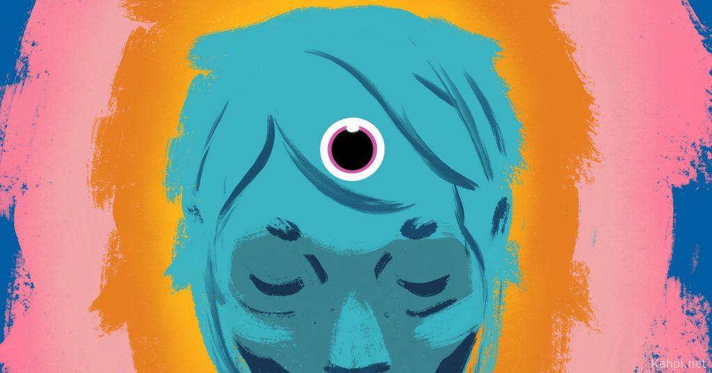 Ayahuasca Brain Visions