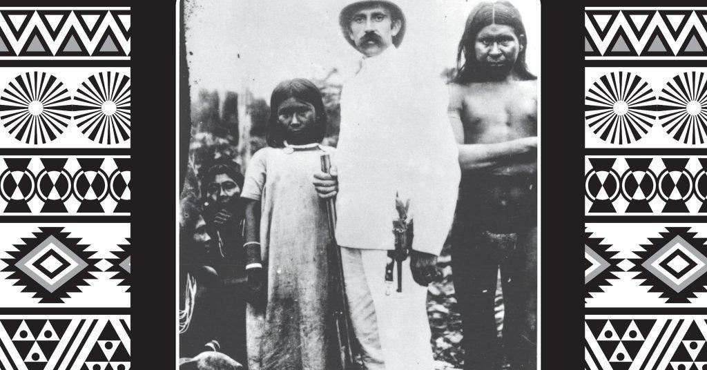 shamanism colonialism wild man michael taussig