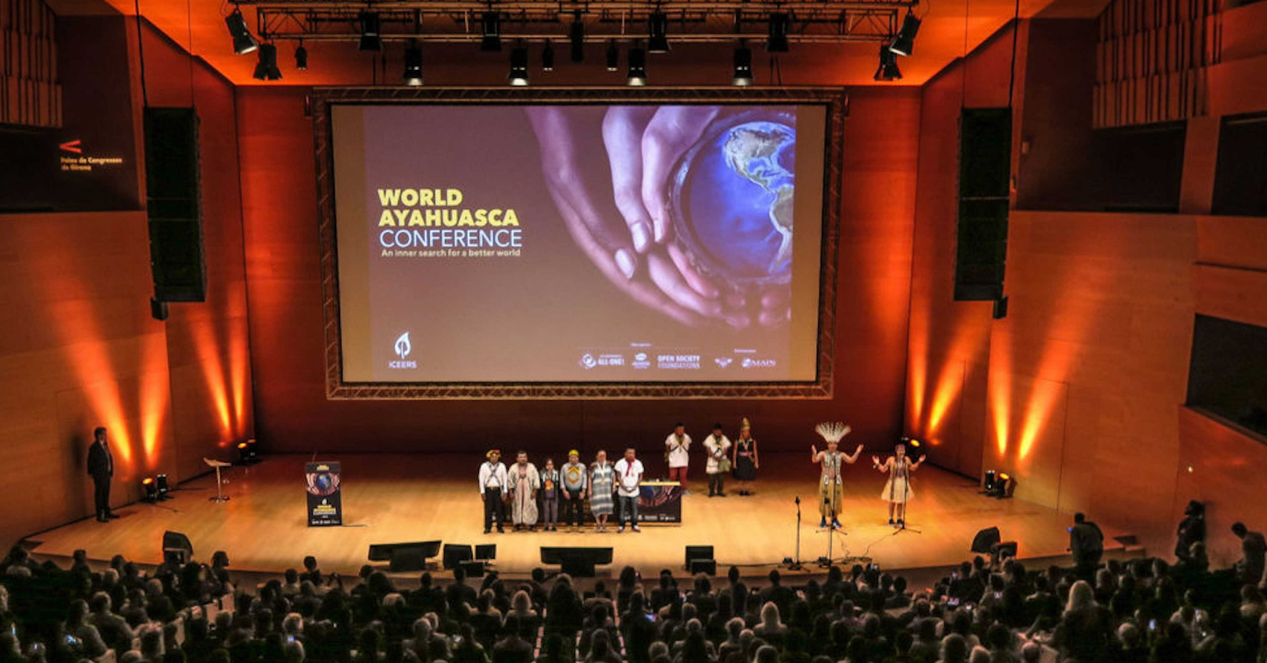 2019 – The Third World Ayahuasca Conference, Girona, Spain